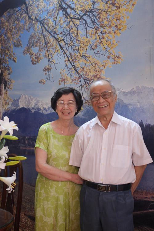 Ngưỡng mộ tình yêu của vợ chồng già suốt 60 năm qua - 4