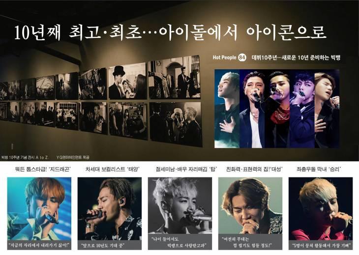Big Bang – người viết lại lịch sử K-Pop 10 năm - 1
