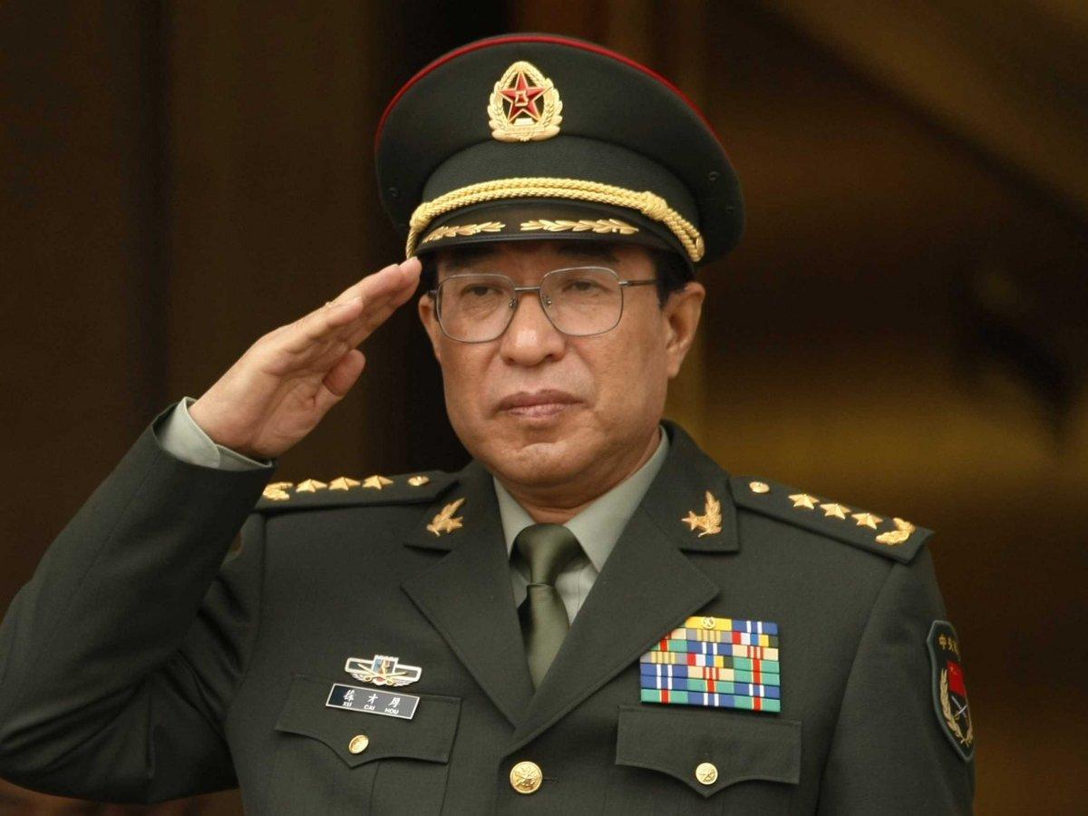 """Tống giam tướng, quân đội TQ vẫn không """"vá"""" được chỗ yếu - 2"""