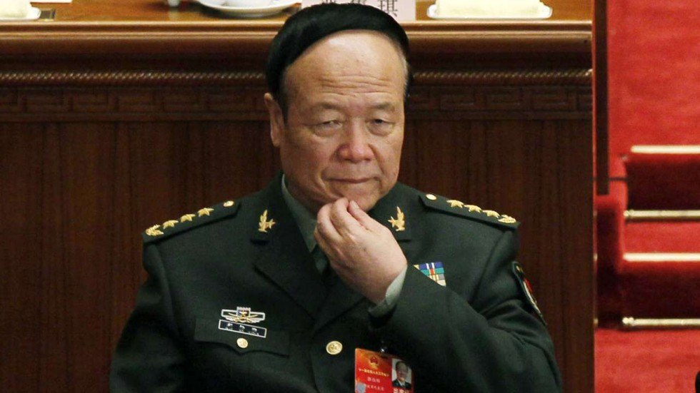 """Tống giam tướng, quân đội TQ vẫn không """"vá"""" được chỗ yếu - 1"""