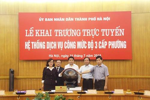 """Dịch vụ công trực tuyến của Hà Nội ngăn được """"mã độc"""" - 1"""