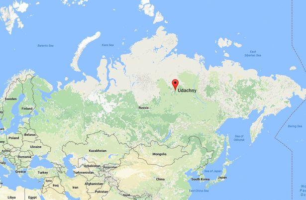 """Nga: Tìm kim cương, phát hiện """"quái vật thời tiền sử"""" - 3"""