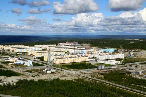 """Nga: Tìm kim cương, phát hiện """"quái vật thời tiền sử"""" - 2"""