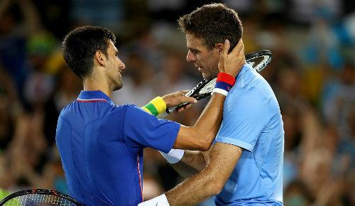 Djokovic thua sốc ở Olympic: Nước mắt huyền thoại - 3