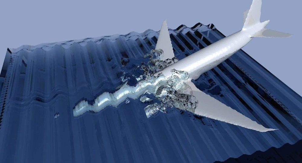 MH370 lao xuống biển với tốc độ cực cao - 2