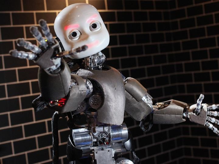 Báo Mỹ dùng robot đưa tin Olympic - 1