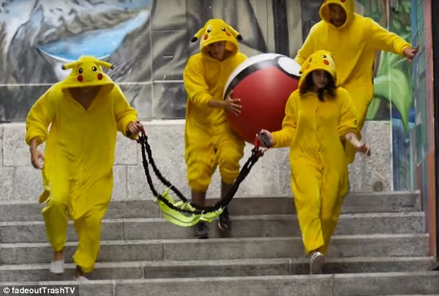 Chuyện ngược đời: Pokemon đi săn người - 3