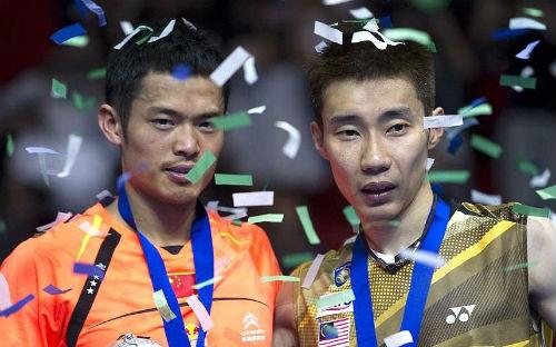 Tin HOT thể thao 9/8: Lin Dan hẹn Lee Chong Wei tới năm 2020 - 1