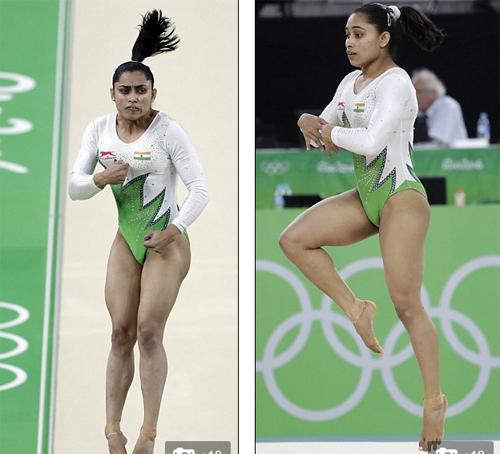 Vận động viên thể dục dụng cụ Mỹ mặc đẹp nhất Rio 2016 - 8