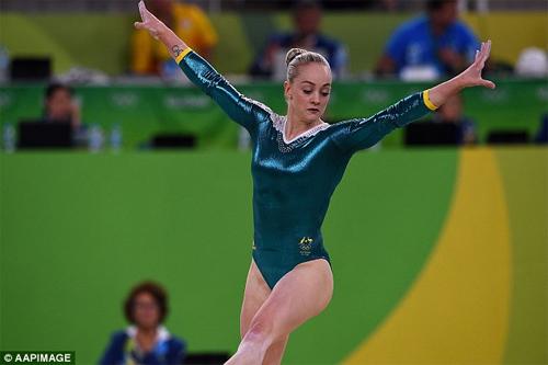 Vận động viên thể dục dụng cụ Mỹ mặc đẹp nhất Rio 2016 - 14