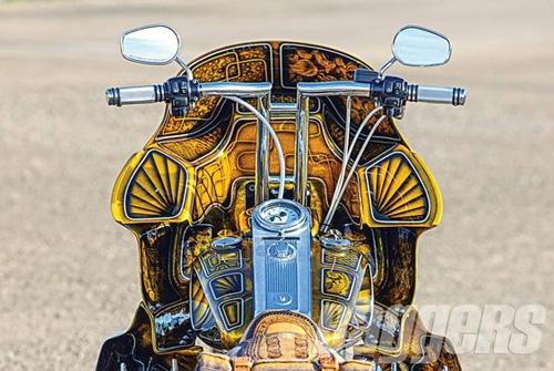 """Harley-Davidson Road King: Xế độ """"ông trùm của các ông trùm"""" - 3"""