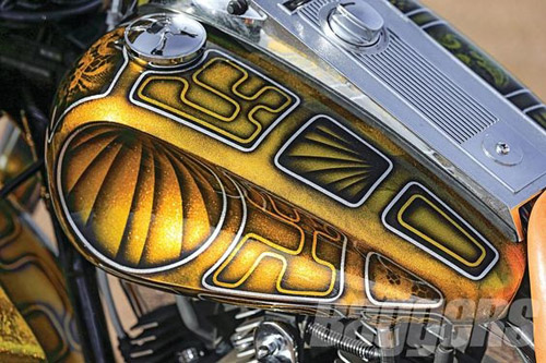 """Harley-Davidson Road King: Xế độ """"ông trùm của các ông trùm"""" - 4"""