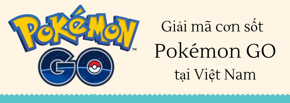 [Đồ họa] Giải mã cơn sốt Pokémon GO tại Việt Nam - 1