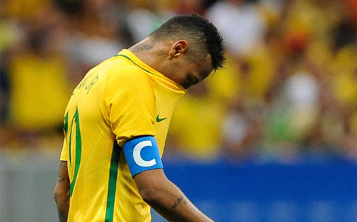 Thua Olympic, Neymar có thể bỏ ĐTQG giống Messi - 1