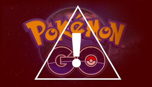 Coi chừng bị thu thập thông tin, hình ảnh qua trò Pokémon GO - 1