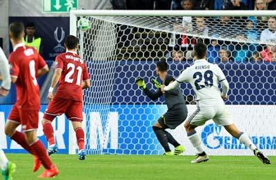 Chi tiết Real - Sevilla: Sụp đổ phút cuối cùng (KT) - 3