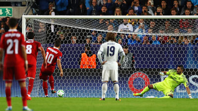Chi tiết Real - Sevilla: Sụp đổ phút cuối cùng (KT) - 6