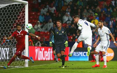 Chi tiết Real - Sevilla: Sụp đổ phút cuối cùng (KT) - 7