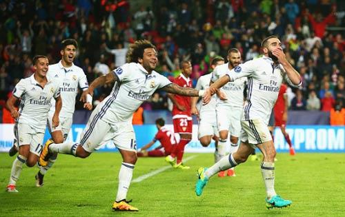 Real Madrid - Sevilla: Anh hùng trước cánh cửa tử - 1