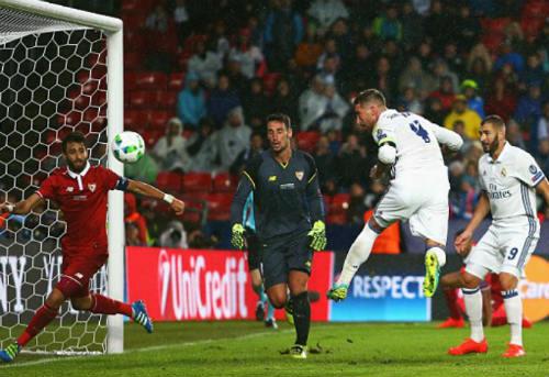 Ramos lại cứu Real: Siêu anh hùng phút bù giờ - 1
