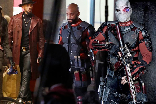 Will Smith: Từ cứu nhân loại đến... sát thủ trong Suicide Squad - 3
