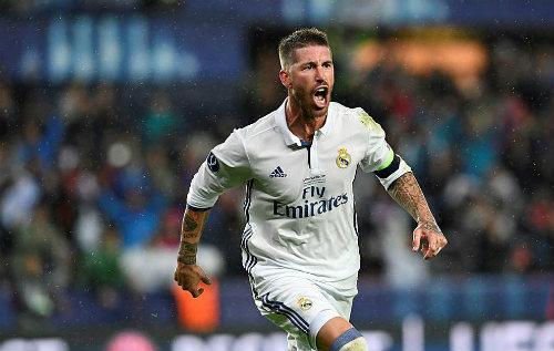 """Giải cứu Real, Ramos khiến báo chí """"cạn lời"""" ngợi ca - 1"""
