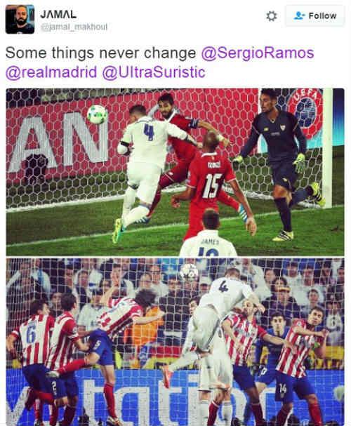"""Giải cứu Real, Ramos khiến báo chí """"cạn lời"""" ngợi ca - 4"""