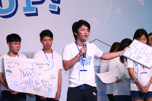 Hơn 150 học sinh tài năng được truyền cảm hứng nuôi dưỡng ước mơ - 6
