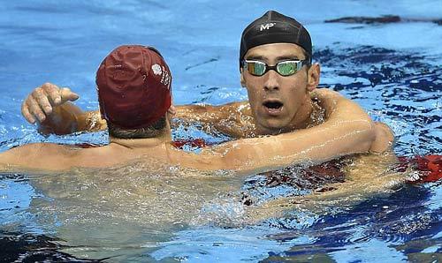 Olympic: Trên cả vĩ đại, Michael Phelps có HCV thứ 21 - 2