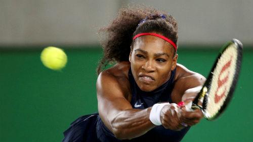 Tennis Olympic ngày 4: Nhiều cú sốc xảy ra - 1