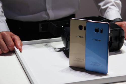 Galaxy Note7 - Biểu tượng thiết kế của smartphone tương lai - 2