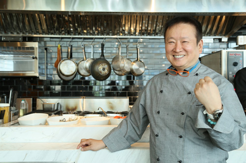 Vì sao nên thử món Ý do đầu bếp Nhật chế biến giữa Sài Gòn? - 2