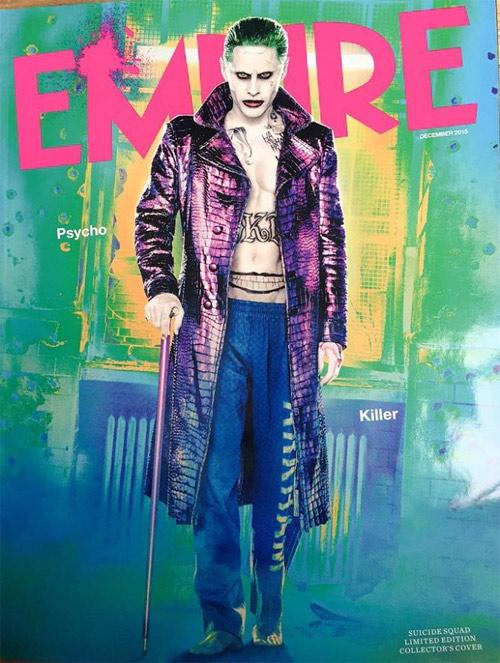 """Ngắm phong cách cực hấp dẫn của """"Joker đẹp nhất lịch sử"""" - 2"""