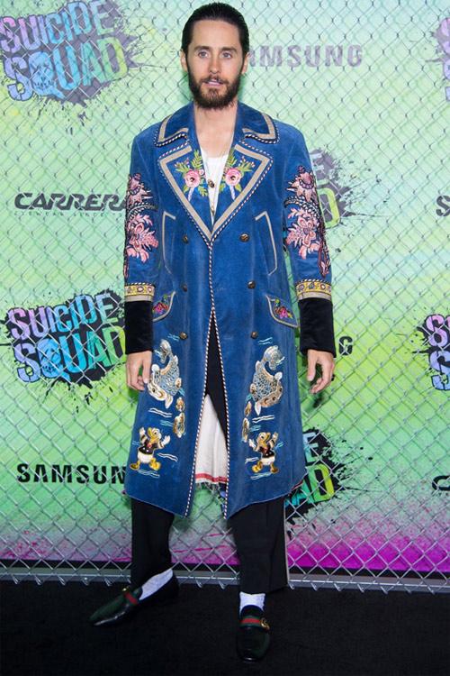 """Ngắm phong cách cực hấp dẫn của """"Joker đẹp nhất lịch sử"""" - 14"""