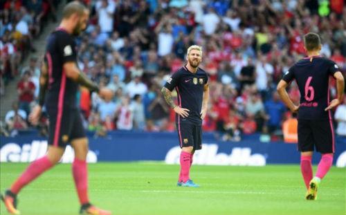 Barcelona – Sampdoria: Danh dự và niềm tin - 1