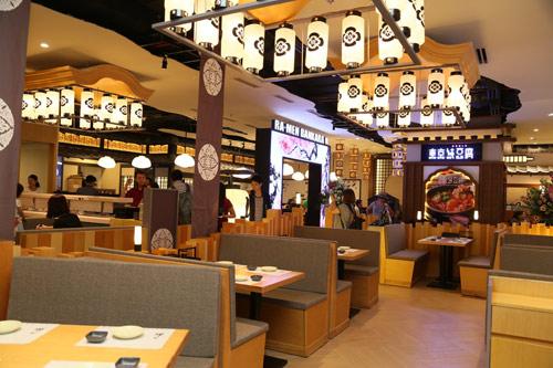 """Khám phá """"thiên đường"""" ẩm thực Nhật đầu tiên tại Việt Nam - 2"""