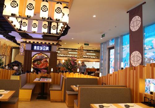 """Khám phá """"thiên đường"""" ẩm thực Nhật đầu tiên tại Việt Nam - 4"""