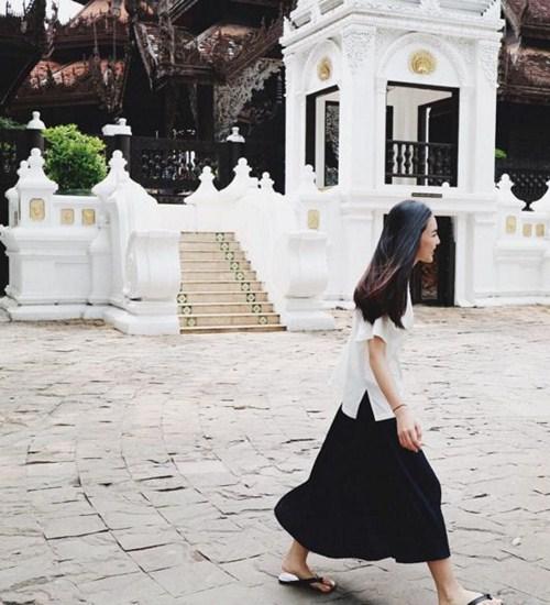 """Kiểu giày nào được các hotgirl Việt """"cưng chiều"""" ngày hè? - 9"""
