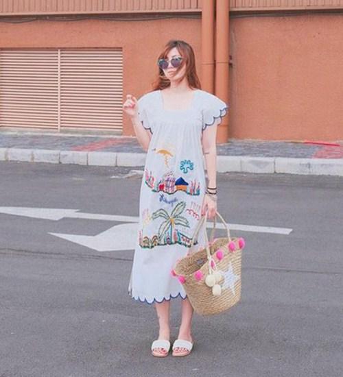 """Kiểu giày nào được các hotgirl Việt """"cưng chiều"""" ngày hè? - 14"""