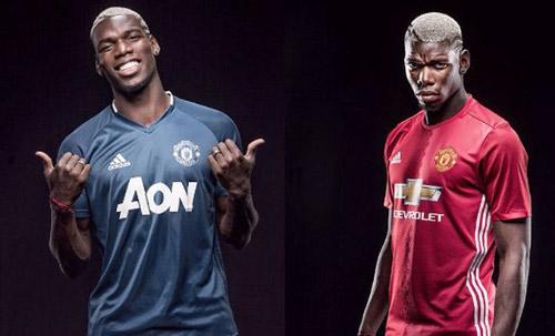 """MU: Rooney, Pogba và cuộc chiến """"số 10"""" mới - 2"""