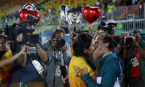 Tin nóng Olympic ngày 5: Michael Phelps HCV 22 trong tầm tay - 5