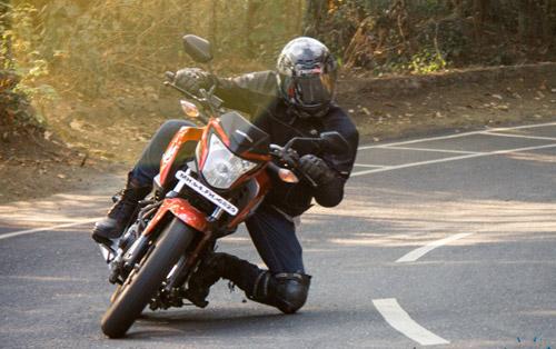 Review xe Honda CB Hornet 160 - 5