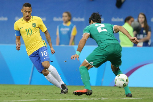 """Brazil – Đan Mạch: Bùng nổ hay là """"chết""""? - 1"""