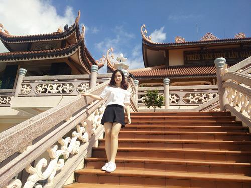 Cuộc sống thảnh thơi thoải mái của chị gái Hòa Minzy - 10