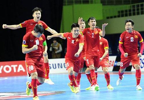Futsal VN trước World Cup: Hy vọng tiếp tục cú sốc - 1