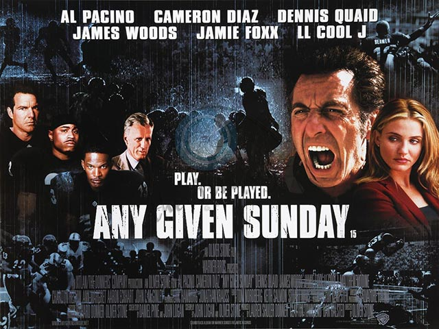 Trailer phim: Any Given Sunday - 1