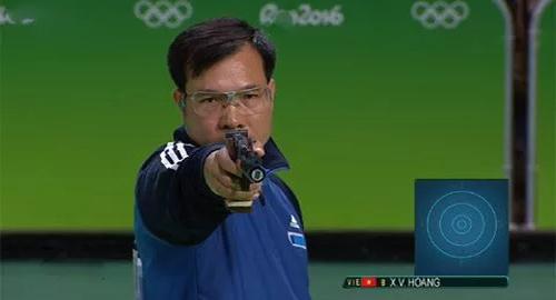 """Kỷ lục """"khủng"""" ở Olympic 2016: Từ Hoàng Xuân Vinh tới Michael Phelps - 1"""