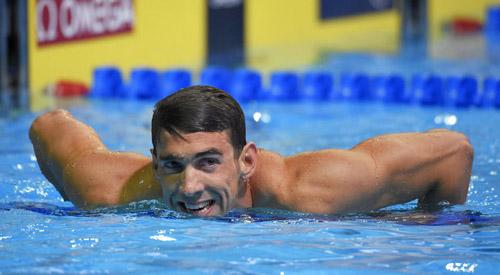 """Kỷ lục """"khủng"""" ở Olympic 2016: Từ Hoàng Xuân Vinh tới Michael Phelps - 2"""