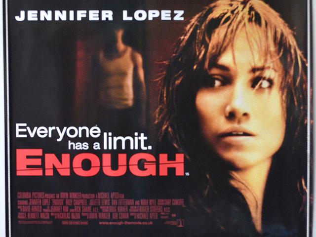 Trailer phim: Enough - 1