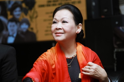 Danh ca Lệ Thu, Khánh Ly về Hà Nội biểu diễn ở Nhà hát Lớn - 3